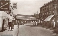 Chatham Kent, Gillingham, Old Photos, Over The Years, Old Things, England, Street View, History, Architecture