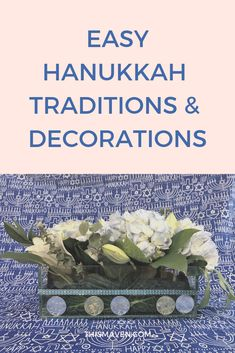 Learn simple ways to build strong traditions that will help make Hanukkah an even more rich family and religious experience. Hanukkah Crafts, Hanukkah Food, Hannukah, Hanukkah Traditions, Religious Experience, Rich Family, Simple Way, Crafts To Make, Halloween Decorations