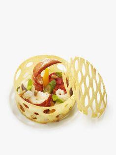 *-* Food Plating, Fingerfood, Food Design, Food Art, Love Food, Garnishing, Dressage, Chefs, Plate Presentation