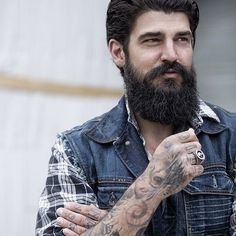 beards carefully curated — Jerry