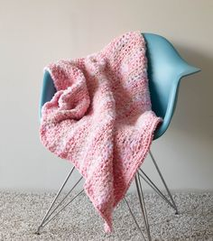 SIMPLE STITCH BLANKET
