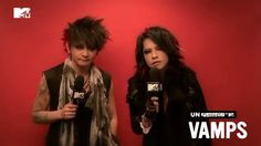 MTV UNPLUGGED VAMPS COMMENT