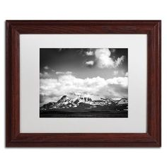 "Trademark Art A Minute of Your Time by Philippe Sainte-Laudy Framed Photographic Print Size: 11"" H x 14"" W x 0.5"" D, Frame Color: Silver"