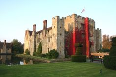 Hever Castle childhood home of ann boleyn