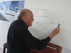 Drawing.. at age 103.