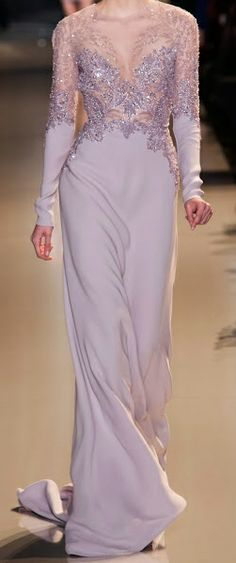 Elie Saab- love the color, not the dress.