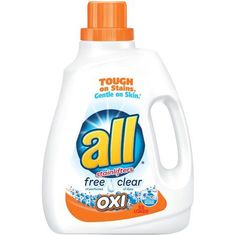 Kirkland S Ultra Clean Free And Clear Detergent Is Gluten Free