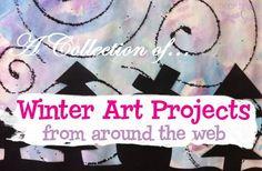 Winter-Art-Projects-