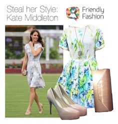 How to Dress like Kate Middleton!