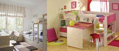 Petits espace : comment gagner de la place dans la chambre des enfants ?