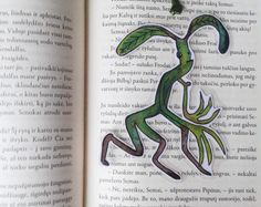 Bowtruckle, Fantastic Beasts and where to find them