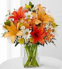 Sunrise Sentiments Bouquet