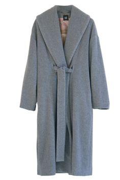 Aurora, Duster Coat, Grey, Sweaters, Jackets, Studio, Fashion, Gray, Down Jackets