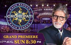 kaun banega crorepati 8 11th September episode online | Sony Tv Serial Online on http://www.dailyserial.tv/kaun-banega-crorepati-8-16
