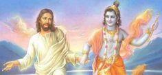 hindu god jesus krishna