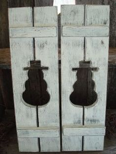 want these for xmas Rustic Christmas, Christmas Holidays, Christmas Crafts, Christmas Decorations, Old Fence Wood, Old Fences, Pallet Ideas, Pallet Projects, Projects To Try