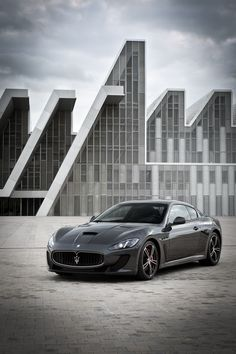 Goooood Lord. Maserati #GranTurismoMC Stradale on the streets of #Zaragoza