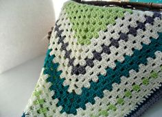 Hey, I found this really awesome Etsy listing at https://www.etsy.com/listing/175179986/baby-afghan-blanket-crochet-granny