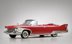 1960 Plymouth Fury Convertible - Car Pictures