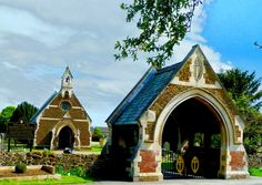Leighton Buzzard Cemetery, April 2016