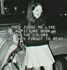 Lana Del Rey - Quotes