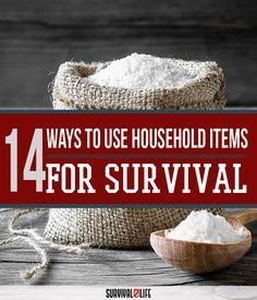 Resourcefulness is one of the most important survival skills. Even common everyday items can be turned into multipurpose survival tools. Learn how here. Survival Items, Survival Weapons, Survival Equipment, Survival Life, Homestead Survival, Survival Food, Wilderness Survival, Outdoor Survival, Survival Prepping