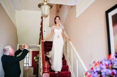 Les moineaux de la mariée: {Vrai mariage} Alison & Michael