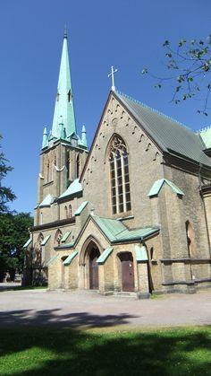 #Haga Church # Göteborg // Gothenburg, Sweden