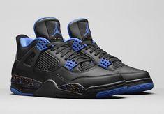 separation shoes 7ad86 ba3b6 Air Jordan 4 Wings Black Blue 2019 Release Date