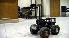 R2-D2 robot teams up with the Yankton Police Department