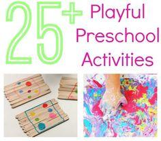 25 preschool activities