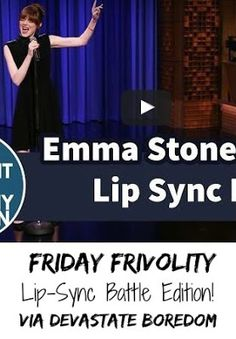Trend  FridayFrivolity hilarious lip sync battles and more