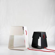 Lampada L.A. >> CAOSCREO  design: Manolo Bossi