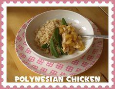 Polynesian Chicken Recipe - read the full recipe, you'll crack up!