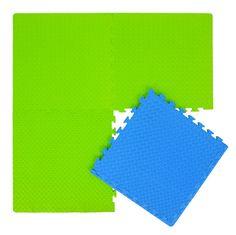 children foam tatami puzzle 4cm plain table tennis mat baby antislip gym mats