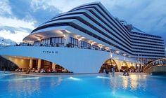 Hotel Titanic di Turki - Yahoo