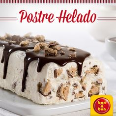 ¡Postre Helado! Hacé click en la imagen para ver la receta.