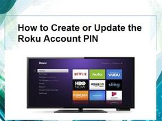 Want to create or update the Roku account PIN of your Roku streaming device? Okay, find all the related information from Roku.com/link.