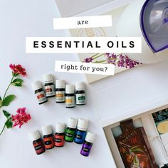 Find out if essential oils are right for you. You've probably heard that they're great for your skin, gifts, and even DIY recipes...but will you like their scent? Is it worth it? Find out.