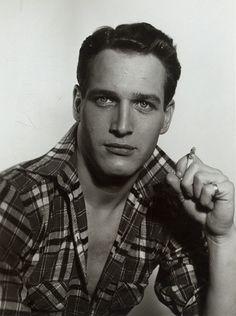 Paul Newman, 1950s