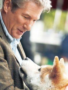 La fedeltà di un cane ci insegna che l'amicizia può durare per sempre. (Hachiko - Il tuo migliore amico)