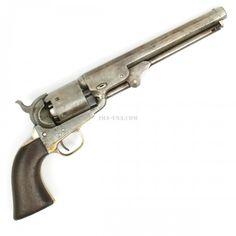 Union General Joshua Lawrence Chamberlain's Colt Navy Model 1851 Percussion Revolver