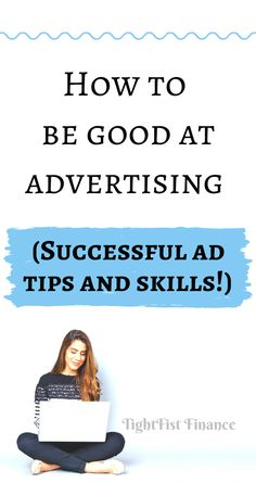 How to be good at advertising with successful and effective advertisements. What are the characteristics of a good advertisement so you can make good money. Earn More Money, Way To Make Money, Good Advertisements, Advertising, Household Expenses, Display Ads, Frugal Living Tips, Budgeting Tips, Ways To Save