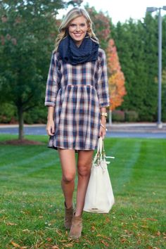 Life with Emily | a life + style blog : Mad for Plaid
