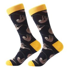 Underwear & Sleepwears cosplacool mens Sushi Animals Dog Pig Novelty Socks Combed Cotton Funny Socks Men Big Size Crew Skateboard Socks Calcetines Professional Design