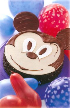 Website Dr.Oetker Mickey Mouse taart