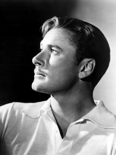 Errol Flynn, 1930s . He was my first crush! The original.