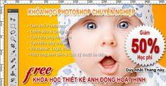 Khóa học photoshop căn bản tại Hà Nội