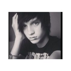 Johnnie Guilbert johnnie <3 ❤ liked on Polyvore