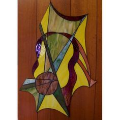 The Planets series of stained glass artwork by Christie A. Wood, Art Glass Ensembles